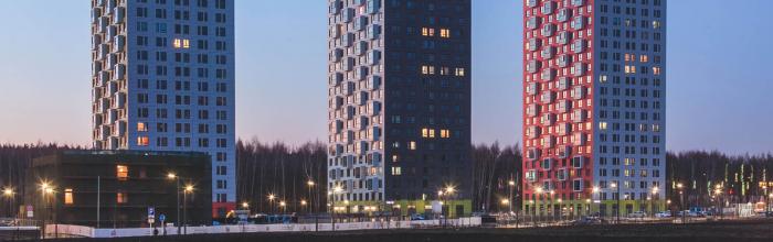 Еще один дом на 192 квартиры построят в ЖК «Саларьево парк»