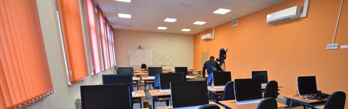 Школа с трансформируемыми пространствами появится в Сколково