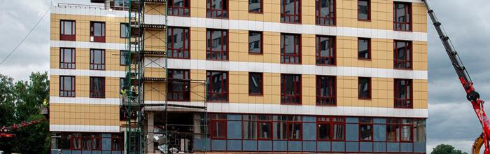 Поликлинику в Коммунарке планируется построить до конца года