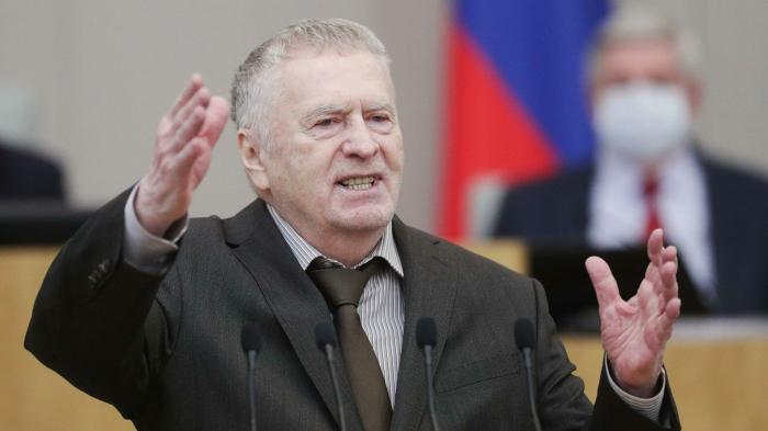 В ЛДПР опровергли сообщения о переходе Жириновского в Совфед
