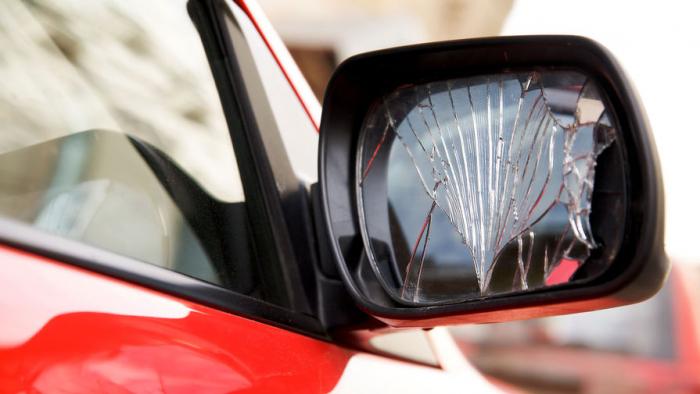 Автомобиль с российскими туристами попал в ДТП в Гагре