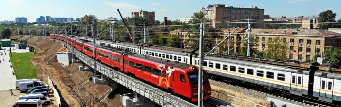 Реконструкция ж/д станции Окружная завершится к концу 2022 года