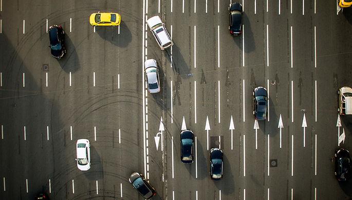 ГИБДД Москвы рассказала водителям, как справиться с жарой