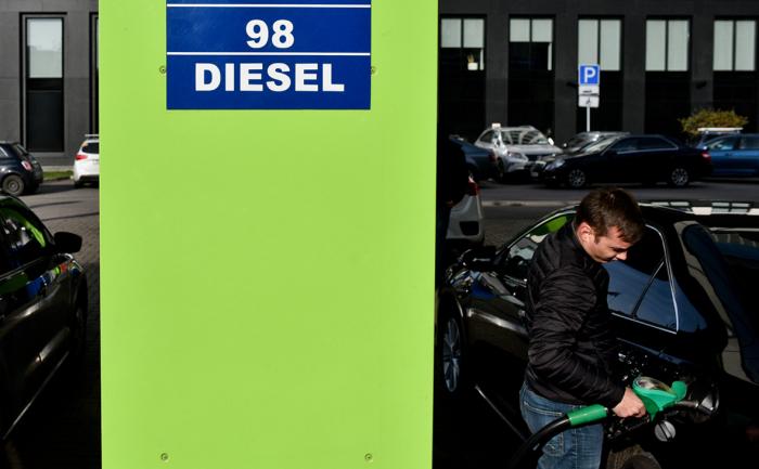 СМИ сообщили о росте биржевых цен на дизель до исторического максимума