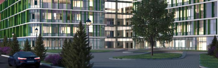 Четыре объекта медицины строится на территории медкластера в Сколково