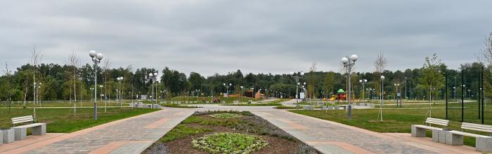 Андрей Бочкарёв: более 200 га новых парковых пространств планируется создать в ТиНАО