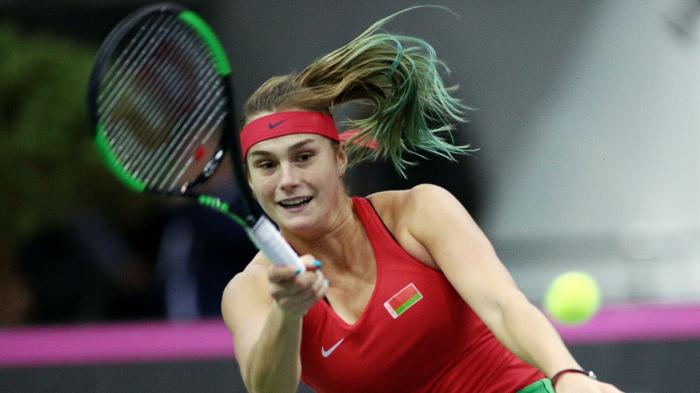 Соболенко вышла во второй круг турнира в Истбурне