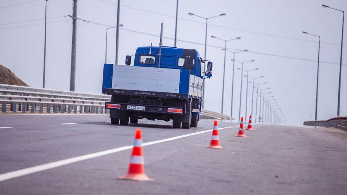 В России появится первый «зеленый коридор» для беспилотных грузовиков