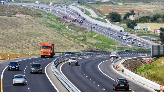 «Автодор»: трасса М–4 «Дон» будет свободна от пробок этим летом
