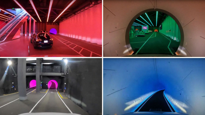 Американцы разочаровались скоростным тоннелем Маска для Tesla