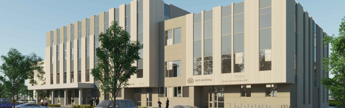 Центр социального обслуживания с отделением ЗАГС построят для жителей Южного Бутово
