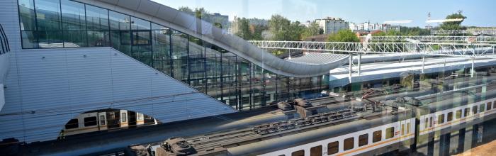 Транспортная инфраструктура появится вдоль путей МЦД-2 от ул. Свободы до МКАД