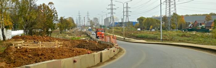 Утвержден проект благоустройства территории у станций МЦД-4 Солнечная и Новопеределкино