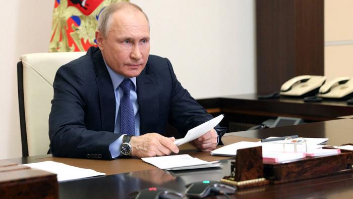 Путин ответил на обвинения России в кибератаках против США