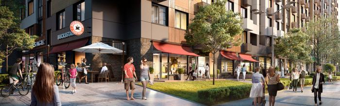 12-этажный дом в ЖК «Южное Бунино» ввели в эксплуатацию