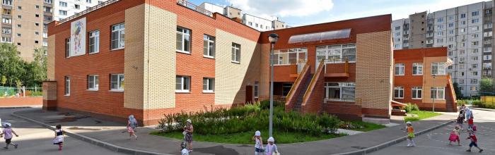 ГК «Гранель» успешно завершила фасадные работы в детском саду в ЖК «Москвичка» — Владимир Жидкин