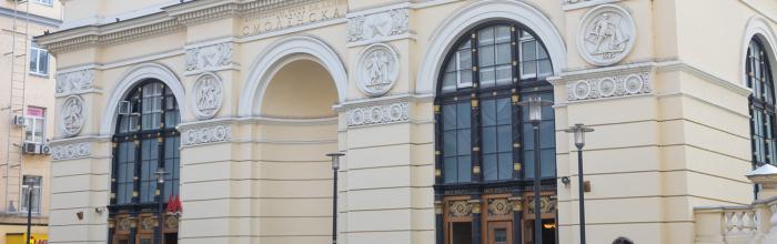 Станция метро «Смоленская» открылась после реконструкции