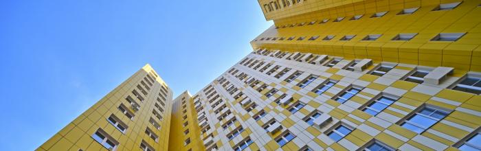 С начала года в Москве построено 5,4 млн кв. м недвижимости