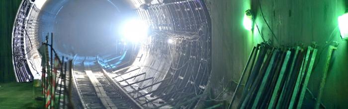 Восточный участок БКЛ метро готов почти наполовину – Бочкарёв