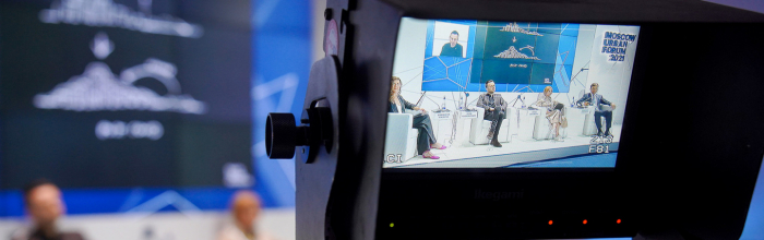 Андрей Бочкарёв: более 100 тысяч зрителей посмотрели трансляции мероприятий МУФ через онлайн-платформу