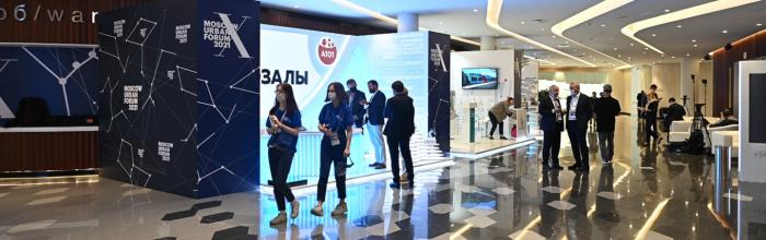 Андрей Бочкарёв: более 15 тысяч человек посмотрели организованную в рамках МУФ выставку
