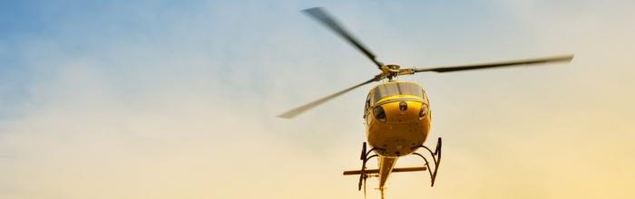 Андрей Бочкарёв: для больницы в Коммунарке построена вертолетная площадка