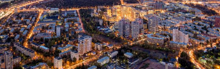 На МУФ обсудили факторы светозвукового загрязнения мегаполисов
