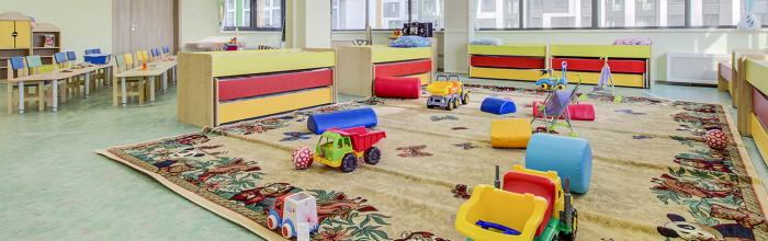 Началось строительство детского сада на 125 мест в районе Новопеределкино