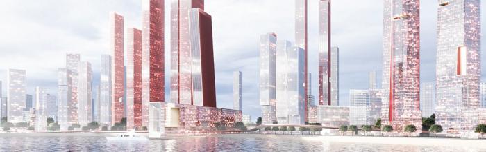 Второе Сити может появиться в промзоне «Южный порт»