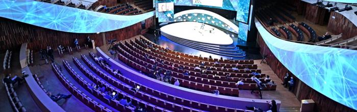 Андрей Бочкарёв: эксперты из 17 стран мира приняли участие в работе Конгресса Urban Health в рамках МУФ-2021