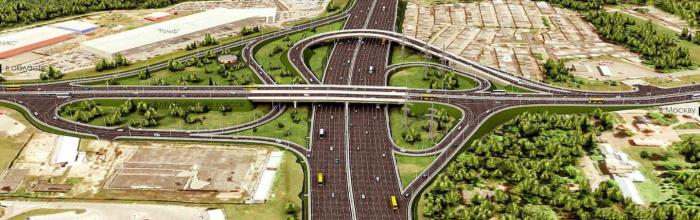 На развязке МКАД-Алтуфьевское шоссе обновят семь съездов