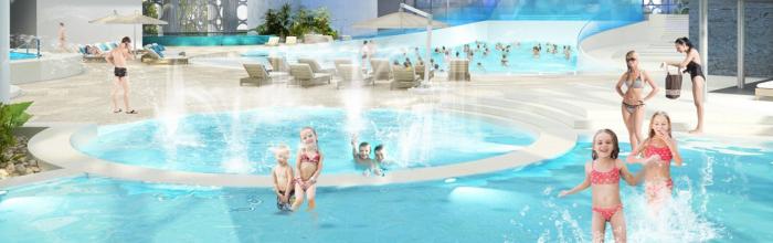 Аква-курорт с искусственными водопадами появится в Прокшино