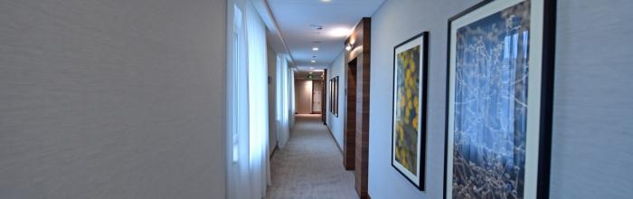 Руководитель Мосгосстройнадзора И. Войстратенко: в центре Москвы введен в эксплуатацию офисно-гостиничный комплекс