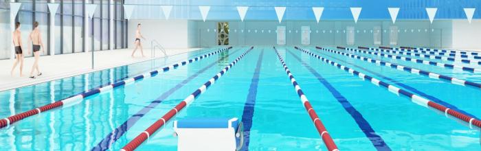 Валерий Леонов: экспертами одобрен проект физкультурно-оздоровительного комплекса с бассейнами в районе Крюково