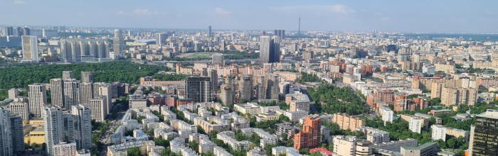 Андрей Бочкарёв: Строительство общественно-рекреационного комплекса у метро «Белорусская» завершат в 2023 году