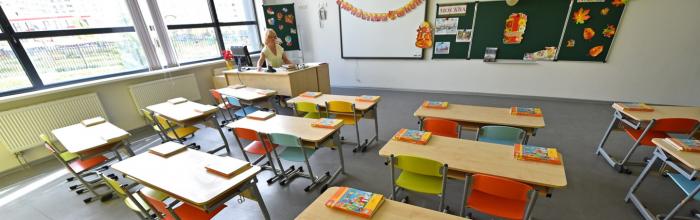 Школа в ЖК «Остафьево» готовится к вводу в эксплуатацию