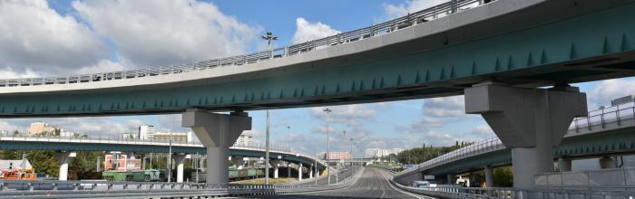 Северо-Восточную хорду и трассу Москва – Казань соединит новый мост