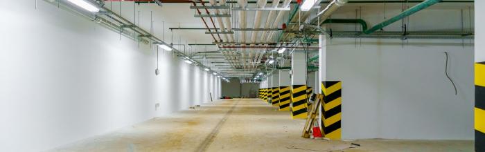 В первой очереди проблемного ЖК «Царицыно» завершено строительство всех подземных паркингов