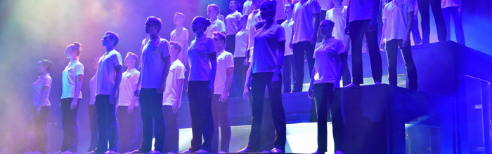 Новый репетиционный зал появился у студентов Щукинского театрального института