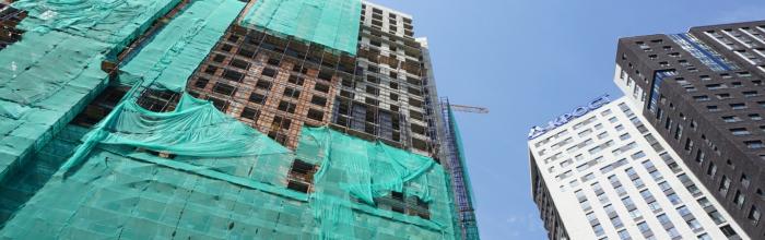 Последний корпус ЖК Union Park будет построен до конца года