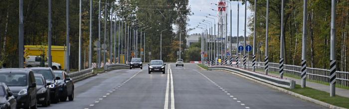Программа развития транспортного каркаса Новой Москвы выполнена на 60%