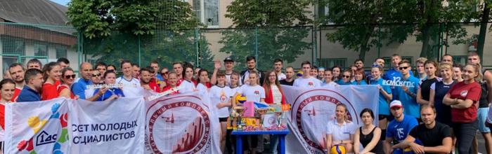 Молодые специалисты Стройкомплекса Москвы встретились на Слете