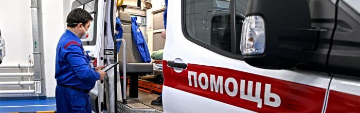 Четыре скоропомощных комплекса построят до конца 2022 года – Бочкарёв