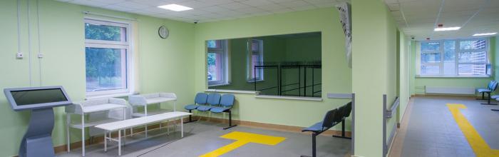 Детскую поликлинику в районе Ховрино введут в 2022 году