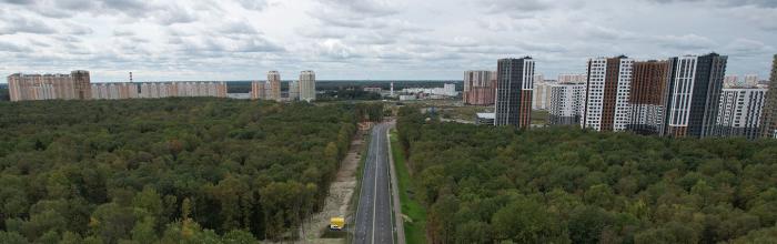 Андрей Бочкарёв: программа развития транспортного каркаса Новой Москвы выполнена на 60%