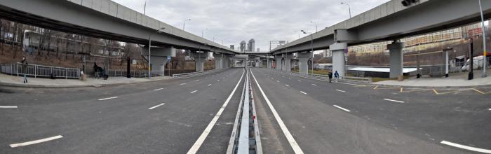 Андрей Бочкарёв: Запуск Северного дублера Кутузовского проспекта улучшит транспортную доступность пяти районов столицы