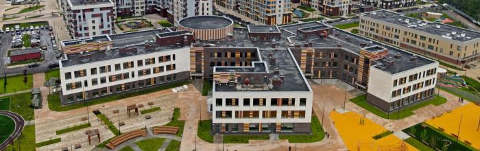 Инвестор планирует построить 5 школ и 7 детсадов в трех ЖК Новой Москвы