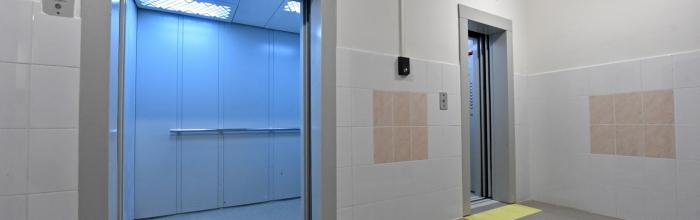 Анна Яковлева: согласована замена лифтового оборудования в одном из корпусов городской клинической больницы им. С.С. Юдина