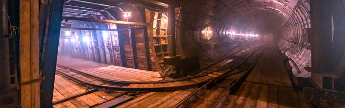 Андрей Бочкарёв: Станция «Марьина Роща» БКЛ метро готова почти на три четверти