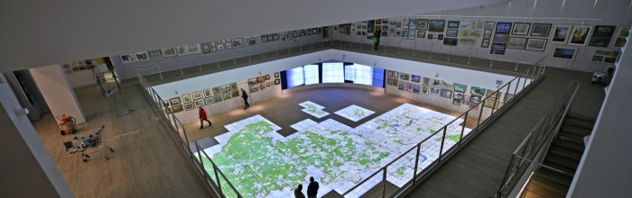 Гостей выставки «Планета Москва» в «Доме на Брестской» ждут лекции